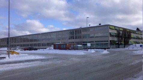 La sede della Nasdaq OMX