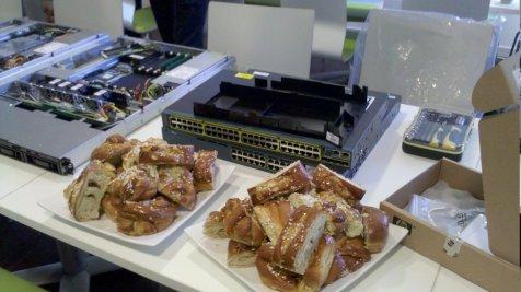 Switch Cisco e dolci