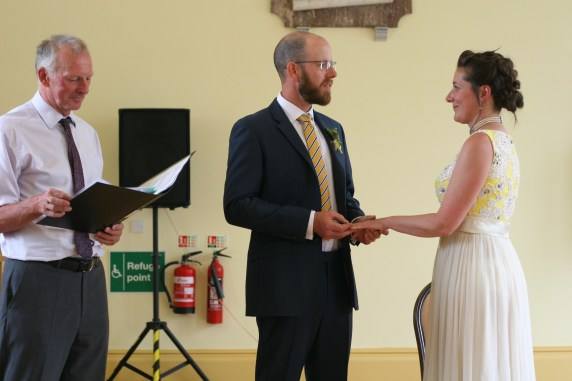 wedding © Sarah Dixon Photography