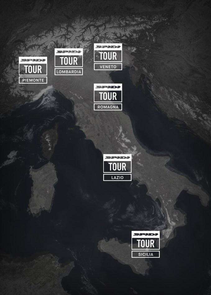 SPIDITOURmap