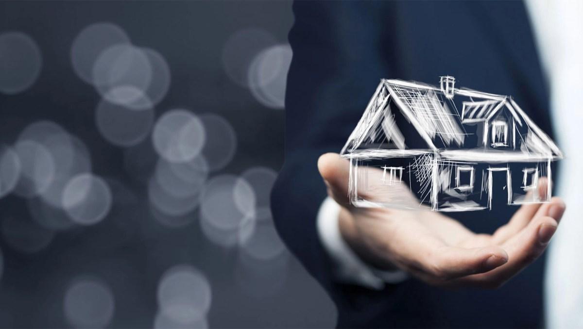 Mortgage-Banking-holding-house