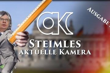 Steimles Aktuelle Kamera / Ausgabe 37; Bild: Startbild Youtubevideo