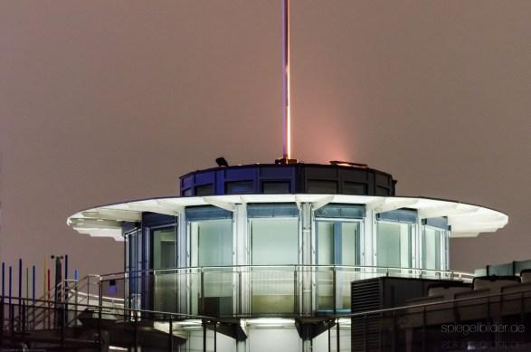 Dach NH Hotel Berlin