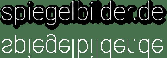 spiegelbilder.de Logo