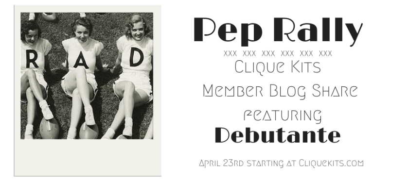 Pep rally blog share April