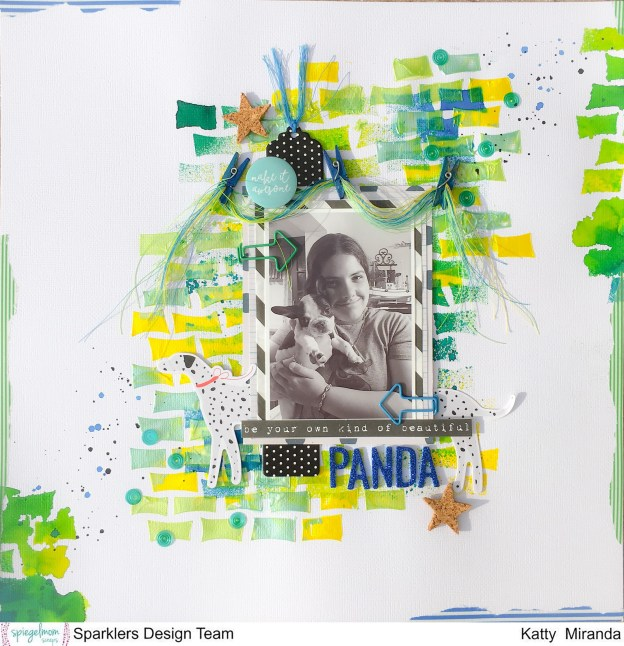 Panda Layout with Katty Miranda
