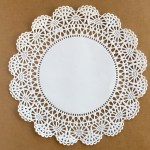 Chantilly Lace 8 inch doily