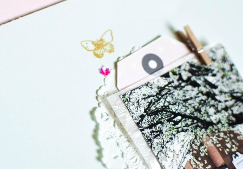 Shaker Pocket Title Page #spiegelmomscraps #createwithsms #shakerpocket #sequins #felicityjane #projectlife #sequins #pocketscrapbooking #scrapbooking #papercrafting @spiegelmom_scraps @felicityjanestudio @wordsandpaperscraps