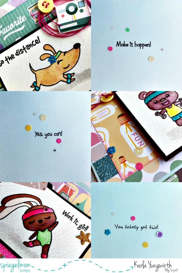 @spiegelmomscraps @jodyspiegelhoff @prettycutestamps @janedavenport @prima @michaelsstores @buttonsgalore #retro #spiegelmomscraps #sequins #cork #burlapstring #buttons #motivational #cards #giftset #watercolor #80's #scrapbooking #papercrafting #stamping