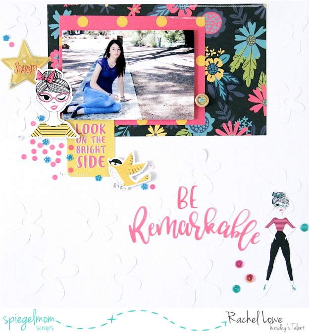 Be Remarkable – Rachel Lowe