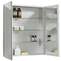 Aluminium Hängeschrank anschauen   Spiegelschränke aus Alu ...
