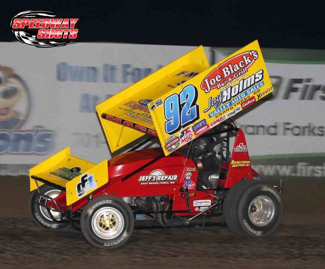 Mitch Mack, Mitch Mack Motorsports, River Cities Speedway, NOSA Sprints
