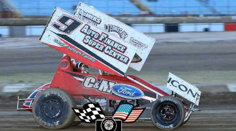 Wade Nygaard, I-80 Speedway, Spieker Promotions, Nebraska 360 Sprints