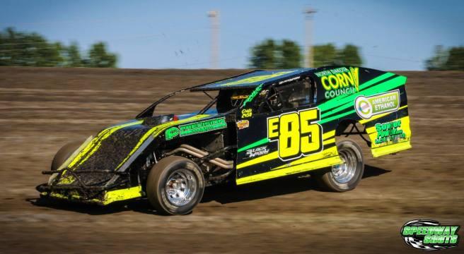 Jason Strand, Jason Strand Racing, E85 Racing, IMCA Modifieds