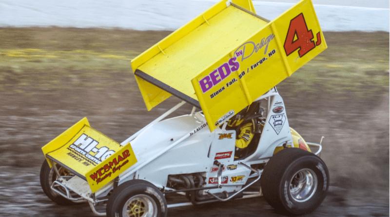 Lee Grosz, Lee Grosz Racing, NOSA Sprints, Red River Valley Speedway