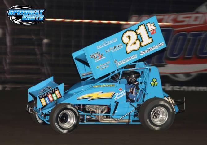 Thomas Kennedy, 21K, Sprint Car