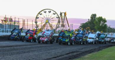Norman County Raceway, NOSA Sprints
