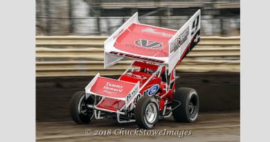 Wade Nygaard, Knoxville Raceway