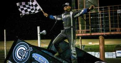 Nick Omdahl, NOSA Sprints, Devils Lake Speedway