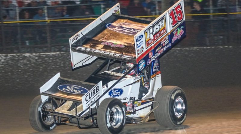Donny Schatz, World of Outlaws, Sprint Cars