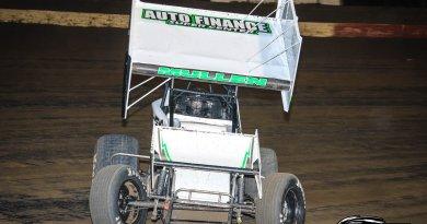 Brendan Mullen, I-80 Speedway, Nebraska 360 Sprints