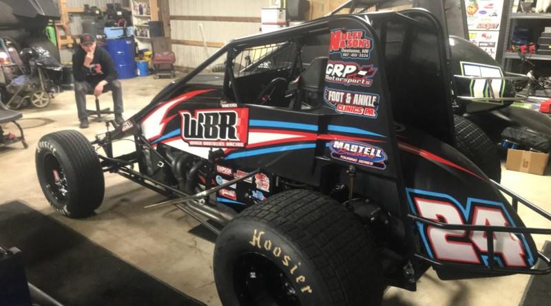 Brian VanMeveren, USAC, Sprint Cars