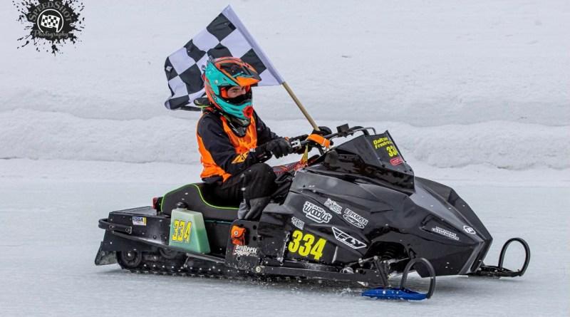 dalton fredrickson, ussa, pro champ, snowmobile, racing