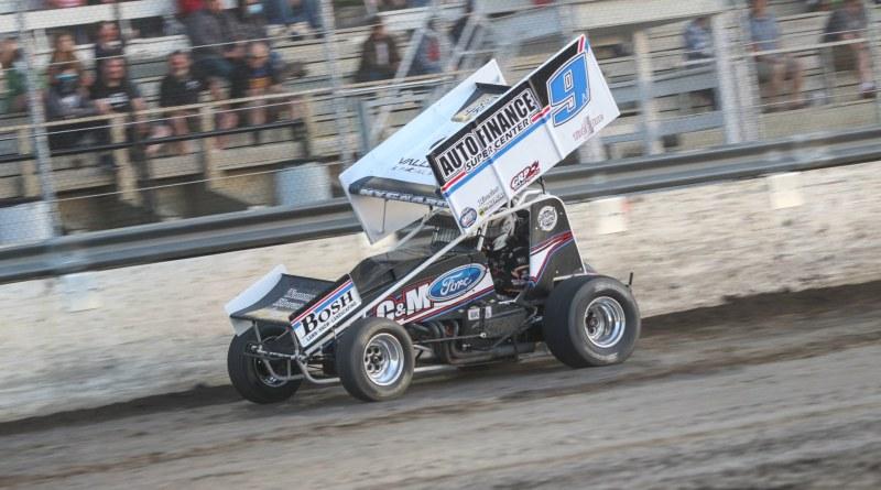 Wade Nygaard, River Cities Speedway, I-90 Speedway, NOSA Sprints