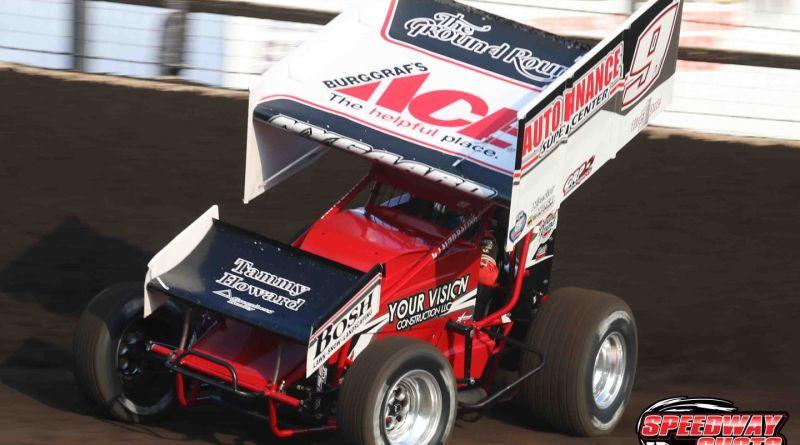 Wade Nygaard, Huset's Speedway, NOSA Sprints