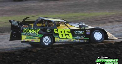 Jason Strand, River Cities Speedway, NLRA Late Models