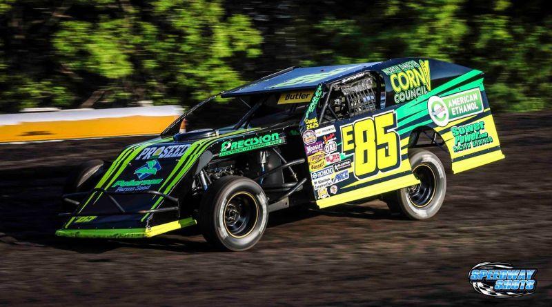 Jason Strand, Norman County Raceway, wissota midwest mods,IMCA Modified