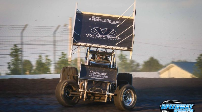 Wade Nygaard, River Cities Speedway, Red River Valley Speedway, NOSA Sprints