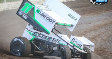 Brendan Mullen, River Cities Speedway, Red River Valley Speedway, NOSA Sprints