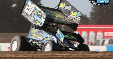 Jordan Adams, Dacotah Speedway, NOSA Sprints
