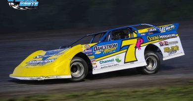 Joey Pederson, River Cities Speedway, Greenbush Race Park, NLRA Late Models