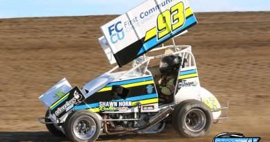 Kelsi Pederson, Jamestown Speedway, NLSA Lightning Sprints