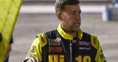 Lee Grosz, I-80 Speedway