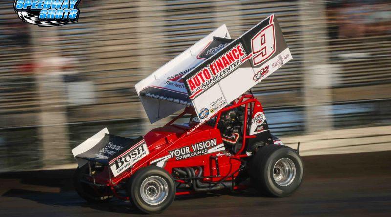 Wade Nygaard, NOSA Sprints, River Cities Speedway