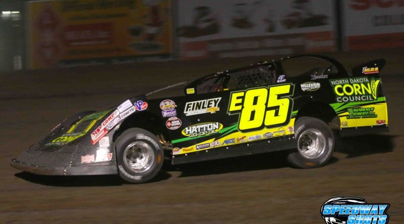 Jason Strand, River Cities Speedway, World of Outlaws Late Models