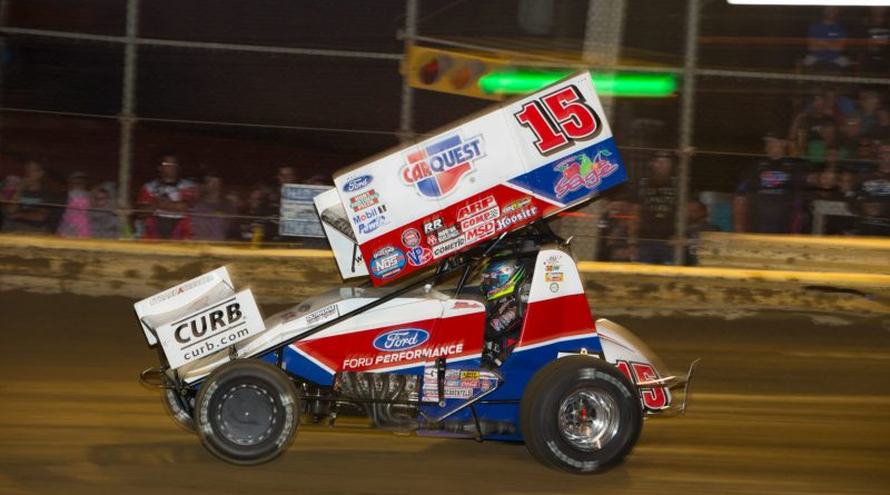 Donny Schatz, World Of Outlaws Sprint Cars, All Star Circuit of Champions