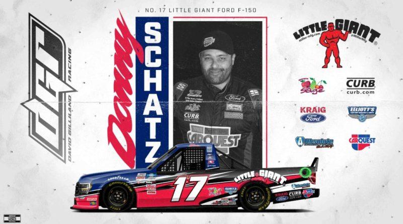 Donny Schatz, NASCAR Camping World Truck Series, Knoxville Raceway
