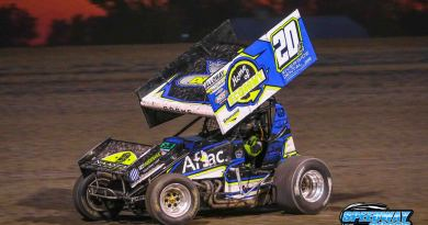 Jordan Adams, Red River Valley Speedway, NOSA Sprints