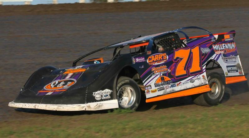 Dustin Strand, NLRA Late Models, River Cities Speedway