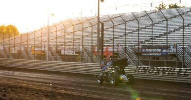 Donny Schatz, Knoxville Raceway, World Of Outlaws Sprint Cars
