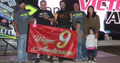 Austin Pierce, NOSA Sprints, River Cities Speedway