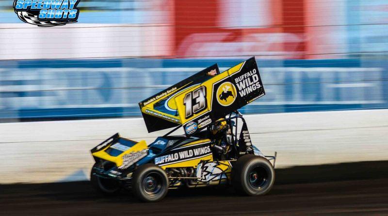 Mark Dobmeier, NOSA Sprints, Huset's Speedway