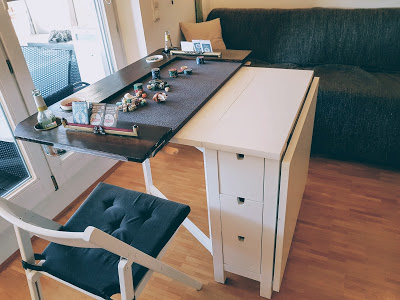 Diy With Ikea Convertible Gaming Table Spiel Instabil