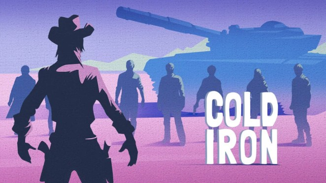 Cold Iron for PS VR