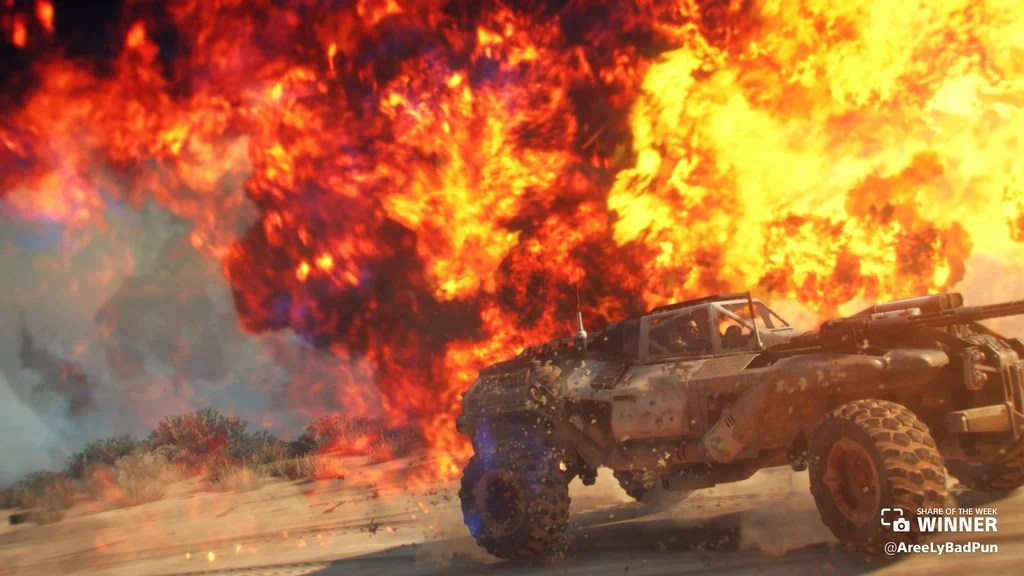 Share of the Week: Rage 2