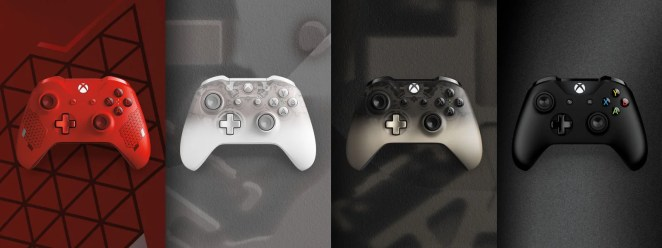 Xbox One Feature Controllers